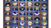 Find The Dragon Ball Z Face