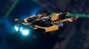 Galactic War - Shooter Game