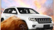 Luxury Suv Offroad Prado Drive Game