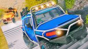 Offroad Land Cruiser Jeep