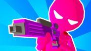 Paint Gun Color shooter